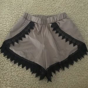 Super cute high waisted shorts
